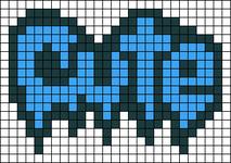 Alpha pattern #41024