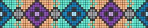 Alpha pattern #41026