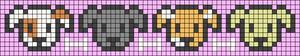 Alpha pattern #41028