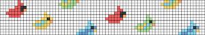 Alpha pattern #41031