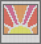 Alpha pattern #41032