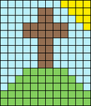 Alpha pattern #41049