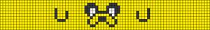 Alpha pattern #41058