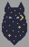 Alpha pattern #41077