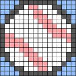 Alpha pattern #41083