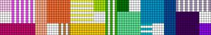 Alpha pattern #41090