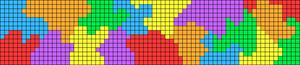 Alpha pattern #41092