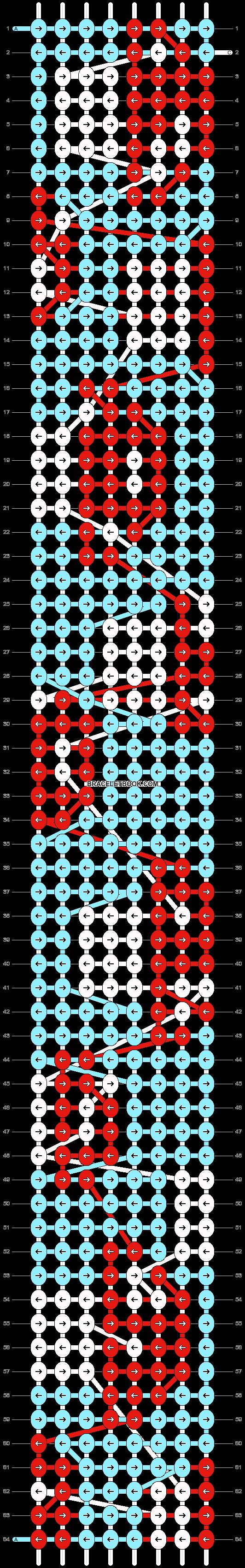 Alpha pattern #41094 pattern