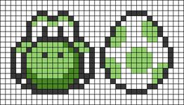 Alpha pattern #41096