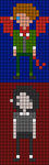 Alpha pattern #41099