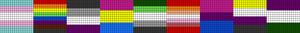 Alpha pattern #41101
