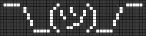 Alpha pattern #41102