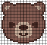 Alpha pattern #41107