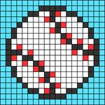 Alpha pattern #41110