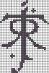 Alpha pattern #41123