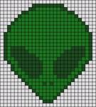Alpha pattern #41128