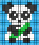 Alpha pattern #41136