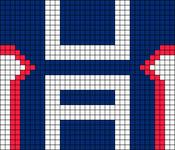 Alpha pattern #41137