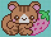 Alpha pattern #41139