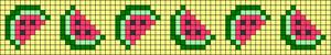 Alpha pattern #41141