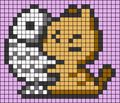 Alpha pattern #41168