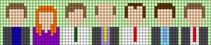 Alpha pattern #41174