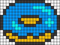 Alpha pattern #41190