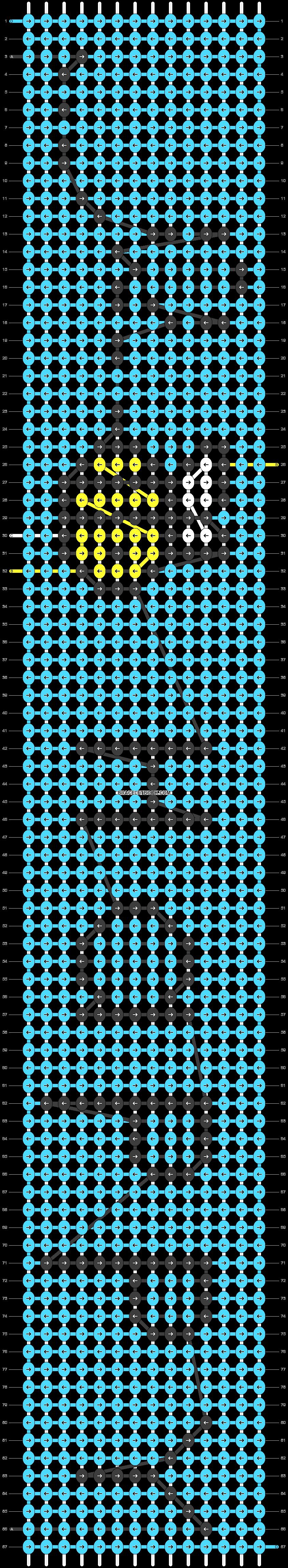 Alpha pattern #41193 pattern