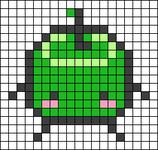 Alpha pattern #41196
