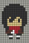Alpha pattern #41197