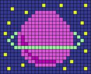 Alpha pattern #41198