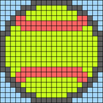Alpha pattern #41208