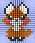 Alpha pattern #41210