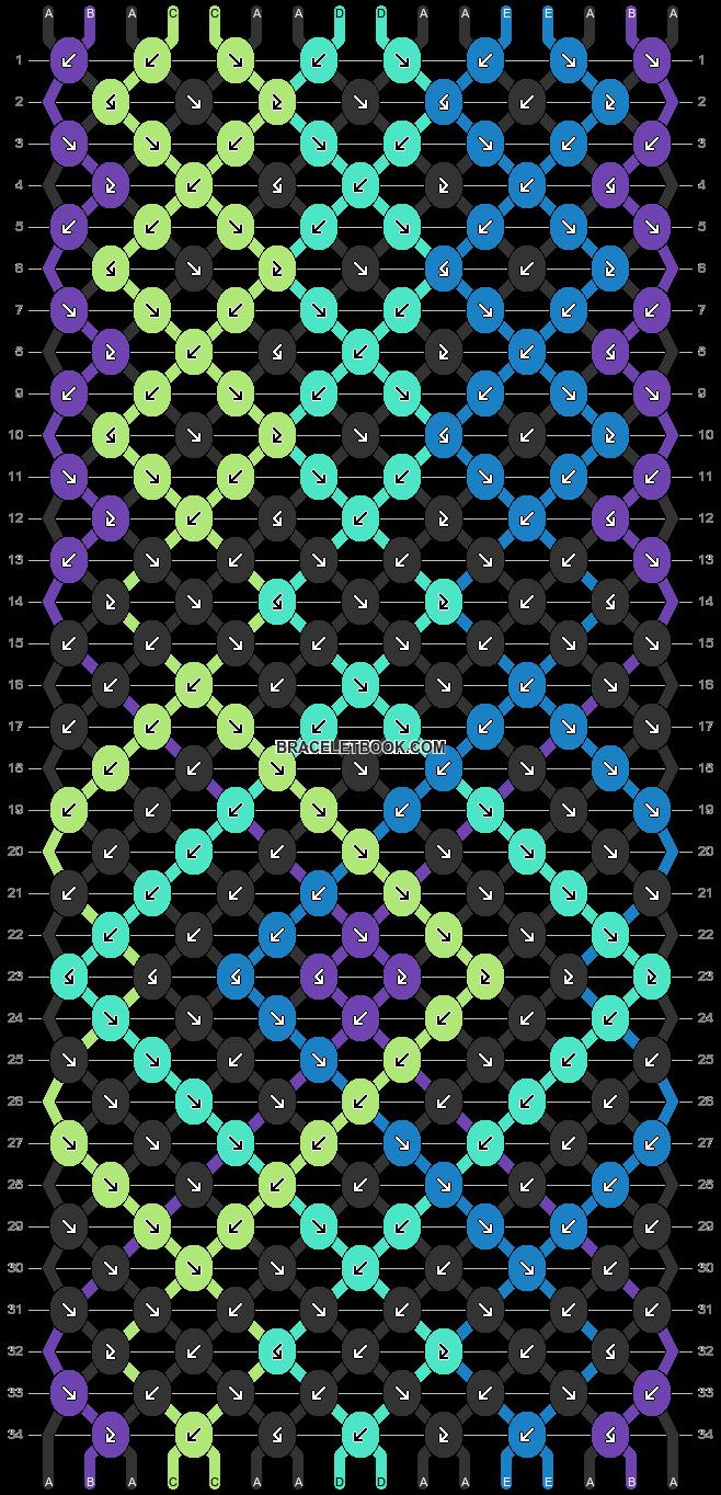 Normal pattern #41214 pattern