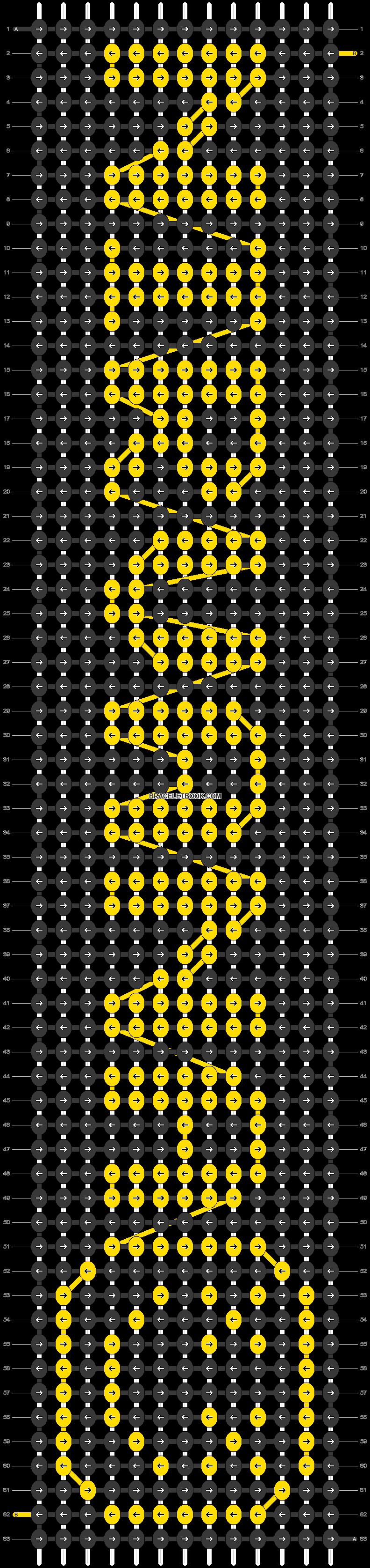 Alpha pattern #41228 pattern