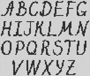 Alpha pattern #41236