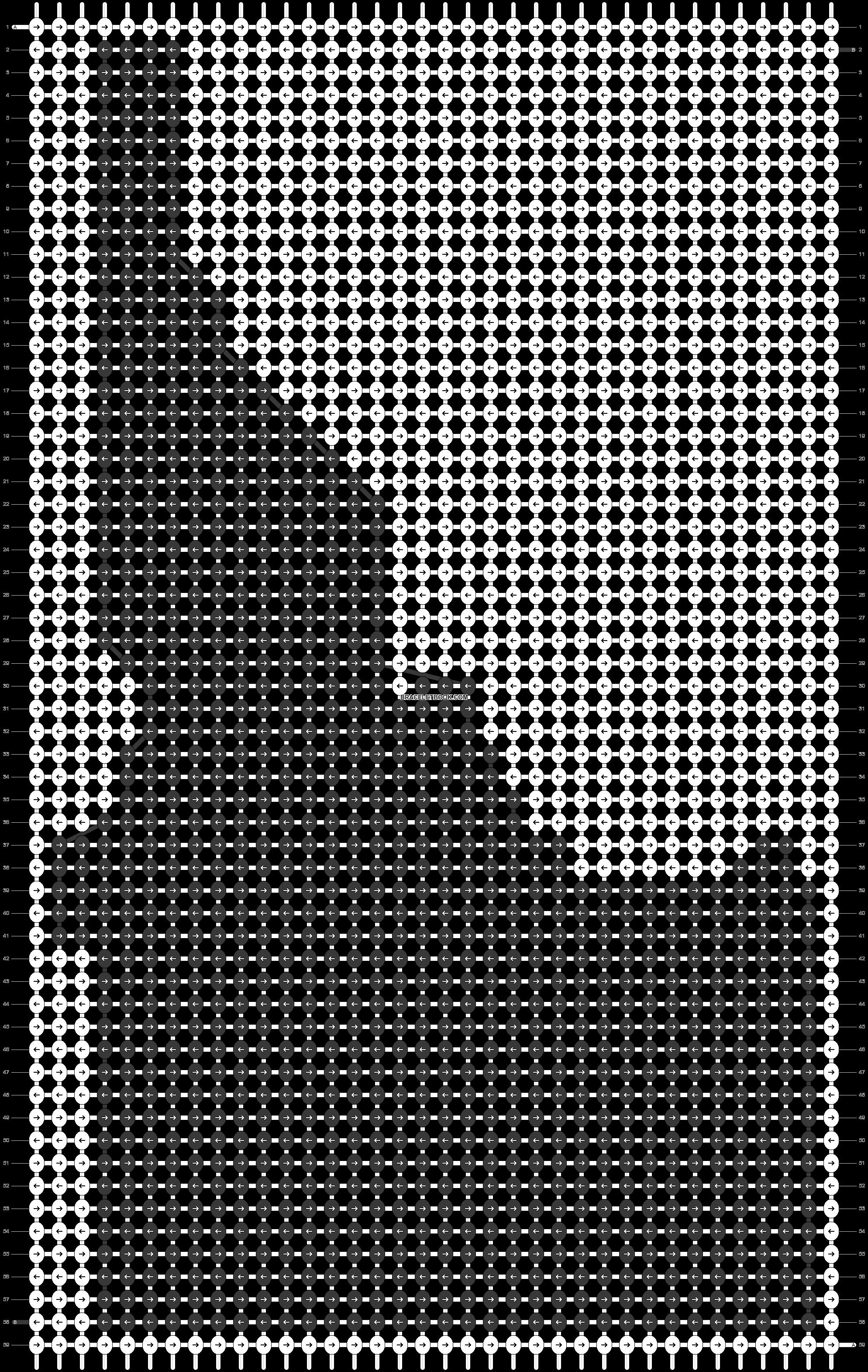 Alpha pattern #41249 pattern