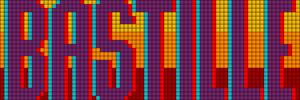 Alpha pattern #41252