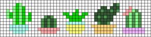 Alpha pattern #41258
