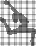 Alpha pattern #41270