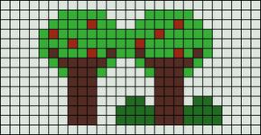 Alpha pattern #41286