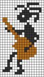 Alpha pattern #41287