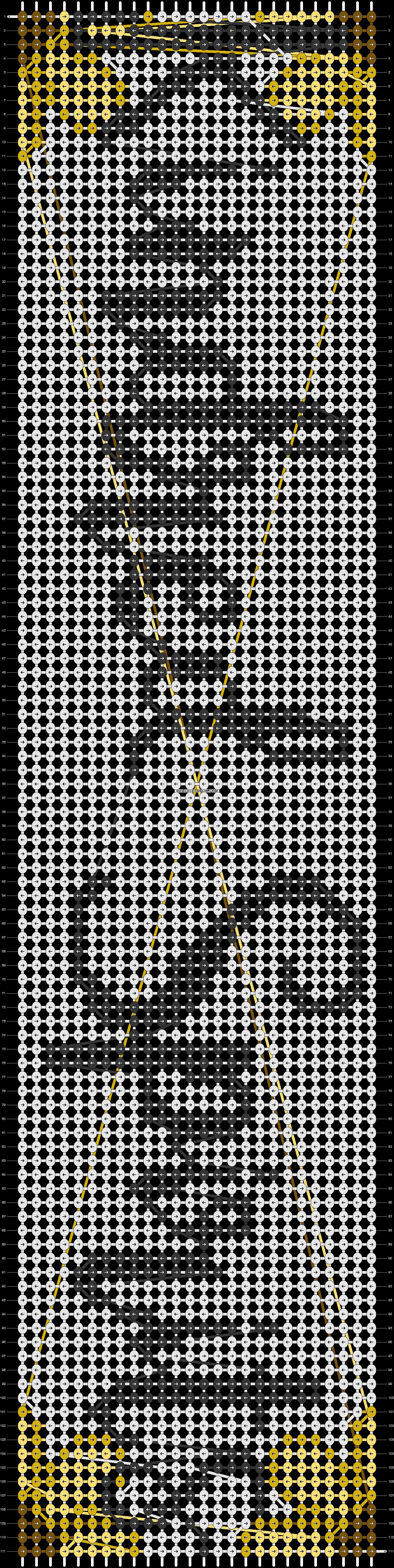 Alpha pattern #41291 pattern
