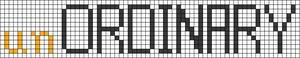 Alpha pattern #41313