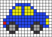 Alpha pattern #41344