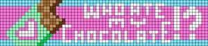 Alpha pattern #41345