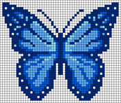 Alpha pattern #41349