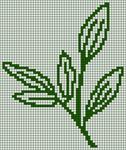 Alpha pattern #41351