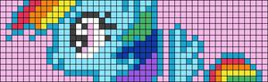 Alpha pattern #41353