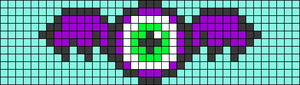 Alpha pattern #41358